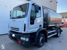Vrachtwagen Iveco Eurocargo 160 E 24 tweedehands tank koolwaterstoffen