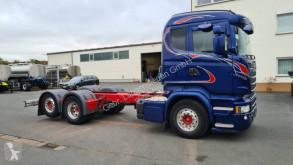 Camião Scania R 450 6x2 (N. 4739) chassis usado