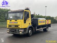 Camion Iveco Eurocargo platformă second-hand