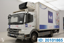 Mercedes mono temperature refrigerated truck Atego 918