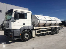 MAN chemical tanker truck TGA 26.360