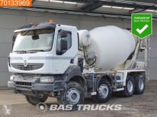 Camião betão betoneira / Misturador Renault Kerax 410