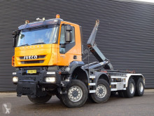 Iveco hook arm system truck AD410T45W / E5 / HOOKLIFT / MANUAL
