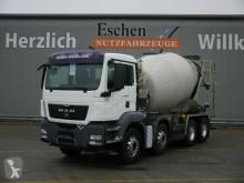Camion béton toupie / Malaxeur MAN TGS 32.360 BB 9 m³ Stetter, Klima, Automatik