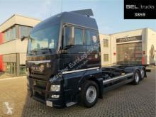Kamión podvozok MAN TGX 26.480 6x2-2 LL / ZF Intarder / ADR / German