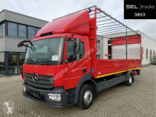 Camion Mercedes Atego 1223 / Ladebordwand / German savoyarde occasion