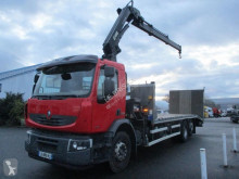 Camión portamáquinas Renault Premium 380.26