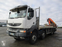 Camion Renault Kerax KERAX 450.32 Voith plateau standard occasion