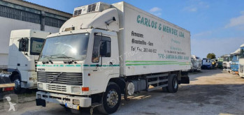 Volvo FL7 truck used multi temperature refrigerated