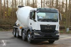 Kamion MAN TGS 32.430 8x4 / Euromix MTP EM 9m³ SL TG 3 NEU beton frézovací stroj / míchačka použitý