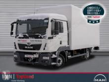 Camión MAN TGL 8.190 4X2 BL, AHK, Klimaautomatik, Zusatzheizu furgón usado
