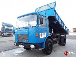 Vrachtwagen Saviem SM 12 tweedehands kipper