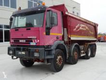 Camion Iveco Eurotrakker 410E44 H halfpipe tipper usato
