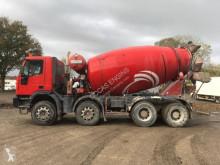 Iveco Cursor 380 truck used concrete mixer