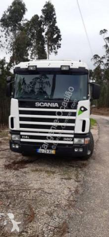 Ťahač Scania L 114L380 ojazdený