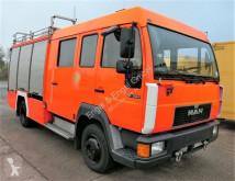 Camión MAN L2000 10.224 LC LHF 16 4X2 DoKa AHK FEUERWEHR otros camiones usado