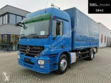 Mercedes Actros 1836L / Klimaanlage / German truck used tarp