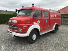 Camión bomberos camión cisterna incendios forestales Mercedes 3229