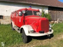Camión bomberos camión cisterna incendios forestales Mercedes L3500