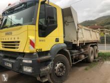 Camión volquete volquete bilateral Iveco Trakker 350