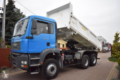 MAN TGA 26.350 D20 6x4 BORDMATIC *2006* IMPORT truck used tipper