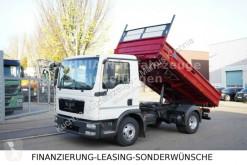 Camion MAN TGL 8.180 Dreiseitenkipper 8,8t 2xAHK 3-Sitze tri-benne occasion