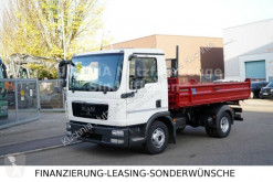 Camión volquete trilateral MAN TGL 8.180 MEILLER Dreiseitenkipper 2xAHK 3-Sitze