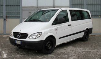 Mercedes minibuss begagnad