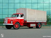 Lastbil flexibla skjutbara sidoväggar Scania L 110