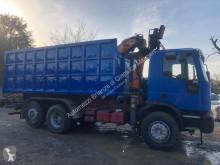 Iveco Eurotech Eurotech versione fuoristrada con polipo truck used scrap dumper
