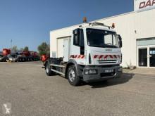 Camião poli-basculante Iveco Eurocargo 140 E 22 tector