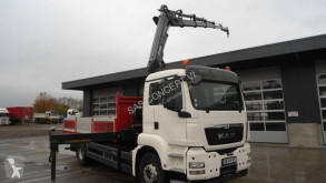 MAN TGS 18.360 truck used dropside