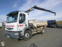 Camion Renault Midlum 270.16 DXI bi-benne occasion