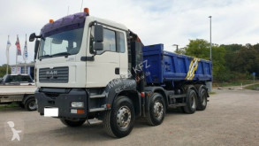MAN three-way side tipper truck TGA 35.390