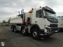 Camión Volvo FMX 410 volquete volquete bilateral usado