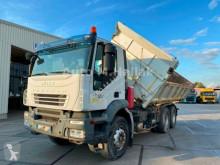 Camión volquete trilateral Iveco TRAKKER 410 6x4 Bordmatik Big Axel Manualgear