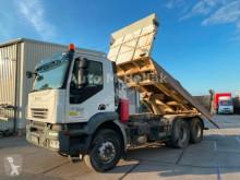 Camion Iveco TRAKKER 410 6x4 Bordmatik Big Axel Manualgear benne occasion