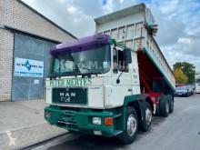 Camion MAN 35.372 K 8x4 Kipper 13 T Achsen Spring/Blatt benne occasion