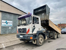 Camião MAN F2000 27.314 6x4 Big Axel Manualgear basculante usado