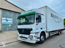Camion Mercedes Actros MPII 2532 N 6x2 Spring/Air Clutch fourgon occasion