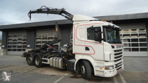 Scania hook arm system truck R 440