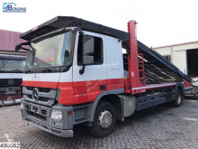 Mercedes car carrier trailer truck Actros 1841