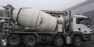 MAN TGA 32.360 truck used concrete mixer