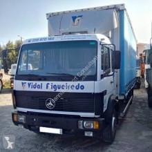 Camión Mercedes 1217 lonas deslizantes (PLFD) usado