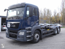 Camion MAN 26400FNL 6X2 polybenne occasion