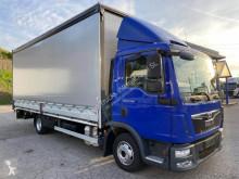 Camión MAN TGL 8.220 tautliner (lonas correderas) usado