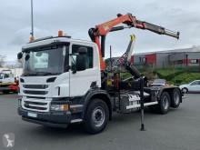 Kamion Scania P 400 vícečetná korba použitý