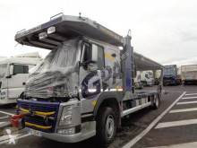 Volvo FM 500 truck damaged car carrier