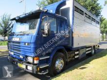 Camion bétaillère bovins Scania PM 93 -280