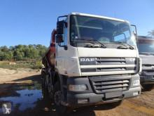Camión volquete escollera DAF CF 85.480